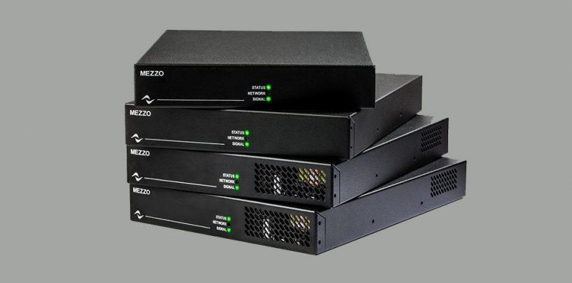 Powersoft apresenta a Mezzo, sua nova plataforma amplificadora
