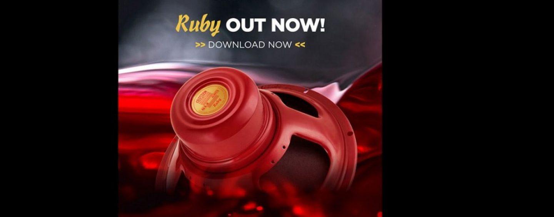 Celestion adiciona o alto-falante para guitarra Ruby IR à sua linha de Impulse Responses