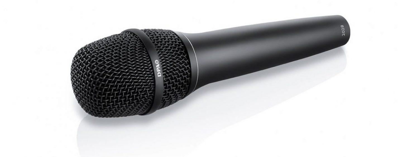 O novo microfone vocal 2028 da DPA: projetado e construído para turnês