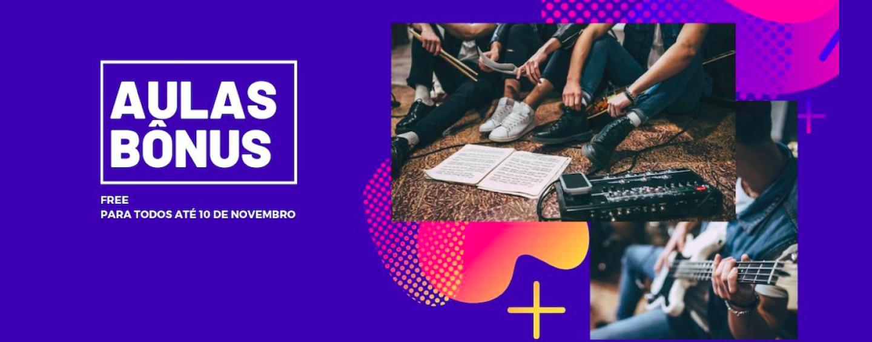 Escola de música U4M oferece aulas gratuitas