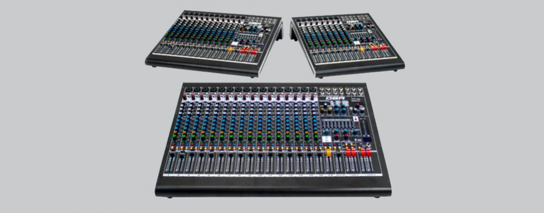 DBR lança linha de mixers