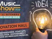 Feira Music Show Exp traz área de tecnologia, apps e audiovisual