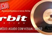 Music Show: Krest Cymbals lança nova linha Orbit