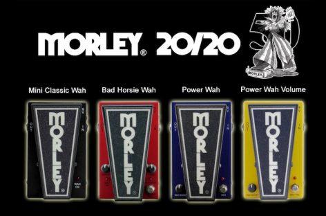 Hal Leonard e Morley Pedals apresentam linha de pedais 20/20