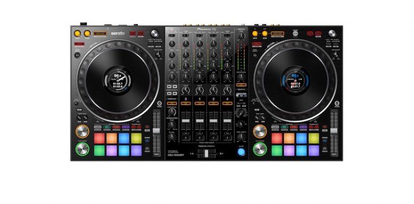 Pioneer DJ apresenta o controlador DDJ-1000SRT para Serato