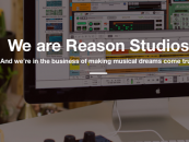 Propellerhead passa a ser Reason Studios