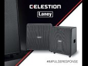 Celestion apresenta a Laney Cabinets Collection de Impulse Responses