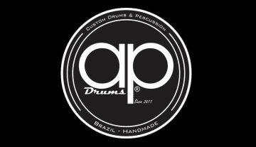 AP Drums foca seus instrumentos no metal