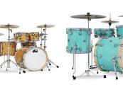 Tambores reeditados de Santa Monica celebram a história da DW Drum