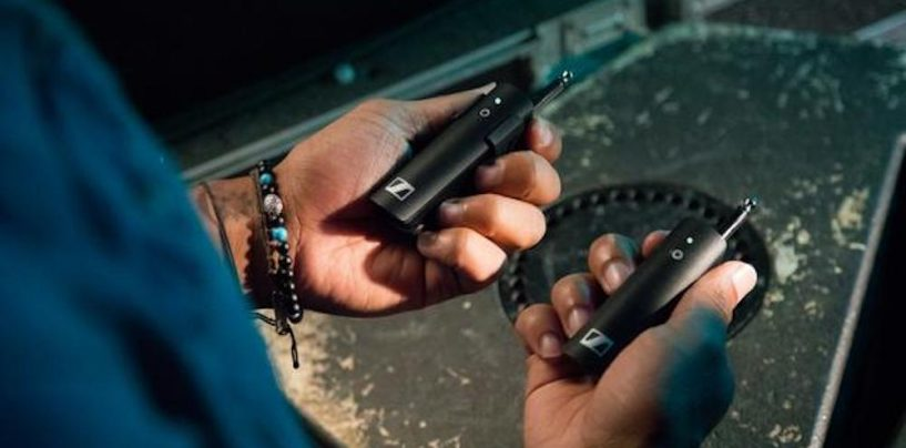 Sennheiser traz para o Brasil nova linha XS Wireless Digital