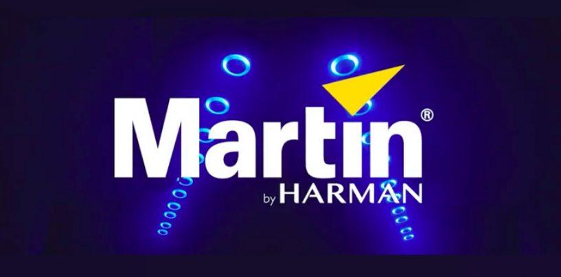 Martin Professional na América do Sul