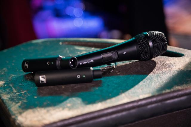 Vocal Set inclui microfone XS