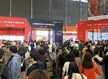 Music China e Prolight Sound Xangai: A maior feira de instrumentos musicais da China