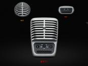 Spotify for Podcasters Summit contará com microfones da Shure