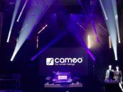 Cameo apresenta novidades em iluminação