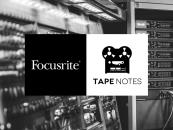 Focusrite faz parceria com Tape Notes: a história por trás do álbum