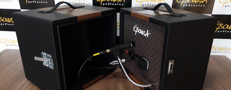 Gsouza apresenta GS-Compact BOX Iso Cabinet