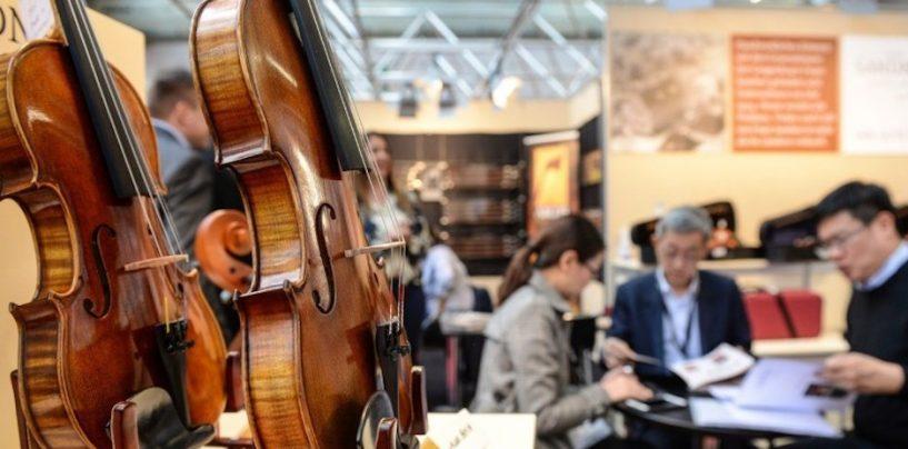 Musikmesse comemora seu 40º aniversário e lança o Home of Drums
