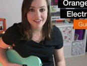 Orange Amplification lança cursos de guitarra Orange Rock