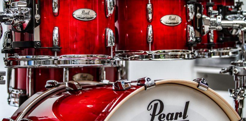 Session Studio Select disponível na Pearl Brasil