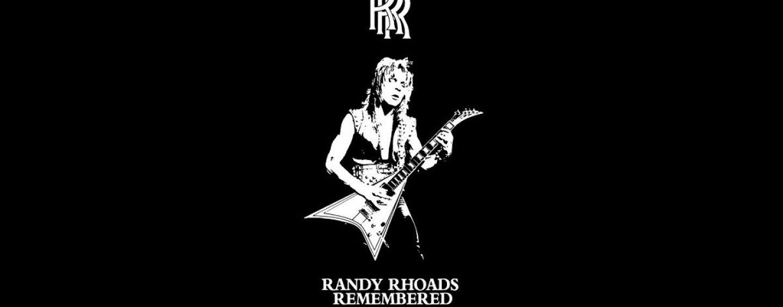 Randy Rhoads Remembered será celebrado na Musikmesse 2020