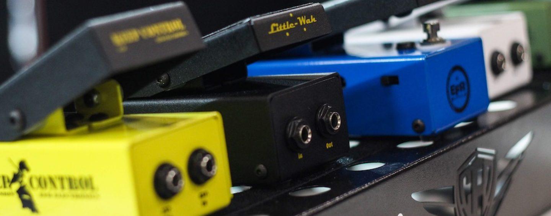 Handmade: Os pedais da EFR Electronics