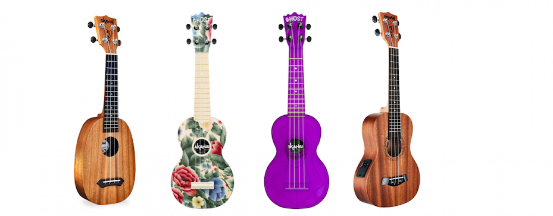 Conheça os ukuleles da Akahai