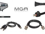 MGA Pro Audio atende o mercado de antenas para microfone sem fio