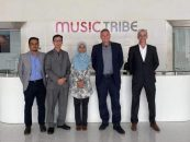 Music Tribe apresenta sua aposta para o futuro