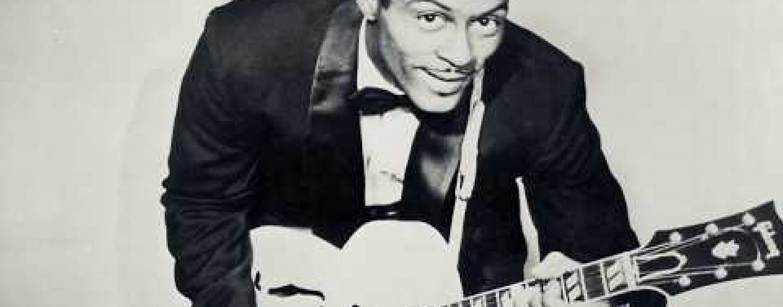 Chuck Berry 1955 ES-350T é a nova guitarra da Gibson