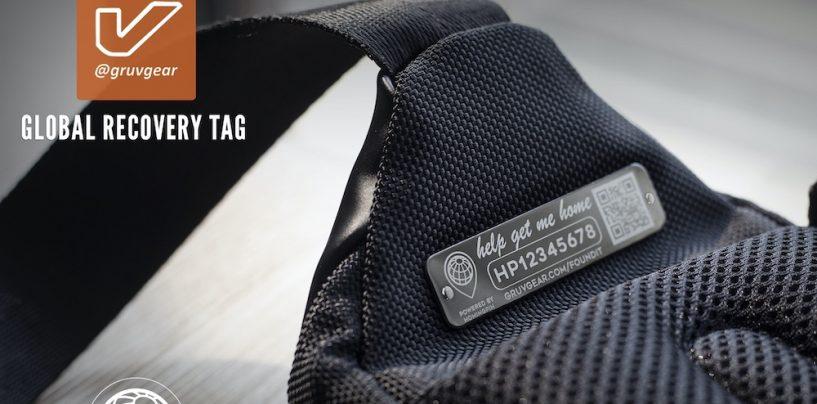 Gruv Gear integra tecnologia de objetos perdidos em bags para músicos