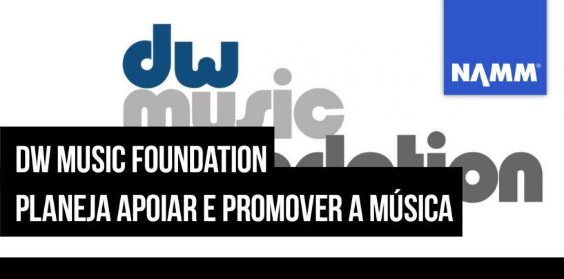 NAMM 2020: Drum Workshop lança a DW Music Foundation