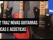 NAMM 2020: Guitarras para todos os gostos na Ibanez