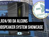 NAMM 2020: LR24/90 da Alcons na Loudspeaker System Showcase