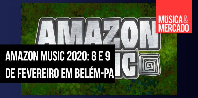 Amazon Music prepara sua edição 2020
