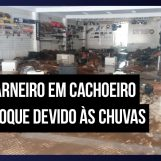 Loja da Carneiro em Cachoeiro perde estoque devido às chuvas