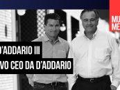 John D'Addario III é o novo CEO da D'Addario