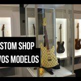 NAMM 2020: Fender Custom Shop chegou com novas guitarras