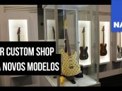 NAMM 2020: Fender Custom Shop Jimmy Page e Eric Johnson