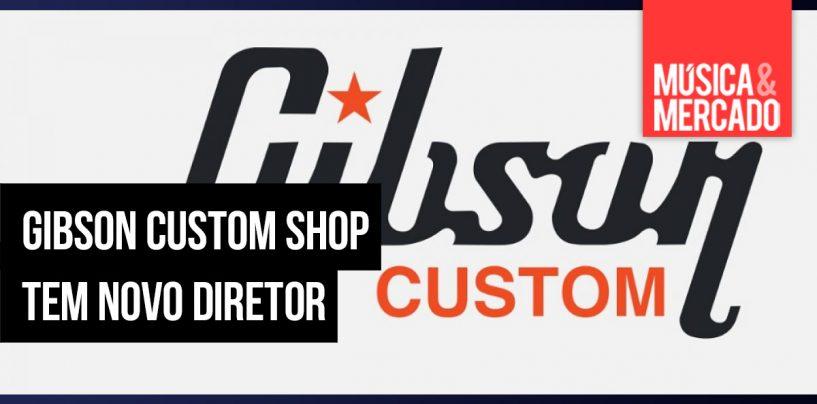 Poder latino: Sergio Villanueva é o novo diretor da Gibson Custom Shop