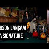 NAMM 2020: Gibson apresenta modelos do Slash e viaja para 1970