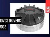 DN10.142, DN10.172M e DN10.172K é o novo trio de drivers da Lavoce