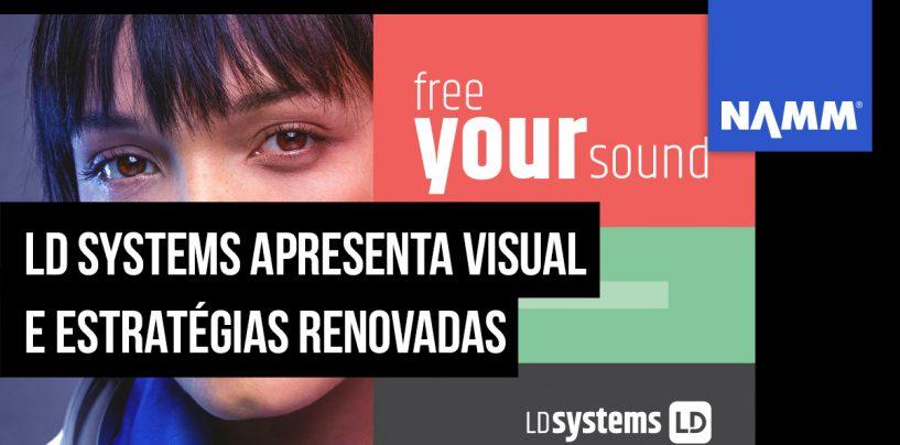 NAMM 2020: LD Systems mostra nova imagem
