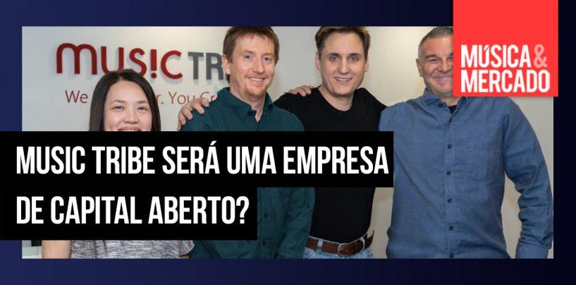 Music Tribe planeja ser uma empresa de capital aberto. Funcionará?
