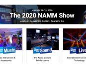 NAMM Show 2020 começa hoje