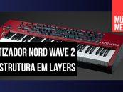 4 sintetizadores em 1 com o Nord Wave 2
