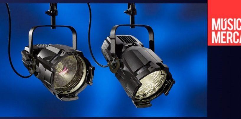 A luz ETC Source 4WRD está pronta para o mercado