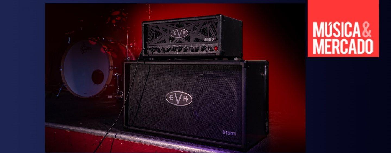 EVH anuncia o novo cabeçote 50S 6L6 e a caixa 50S 212ST
