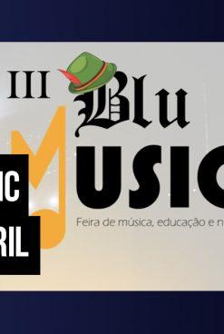 Blu Music prepara sua terceira edição