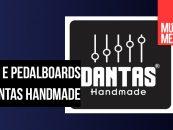 Cases e pedalboards artesanais da Dantas Handmade